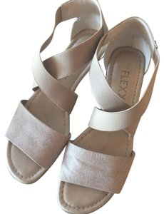 The Flexx Taupe Sandals
