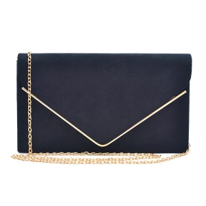 Other Classic The Treasured Hippie Vintage Affordable Black Clutch