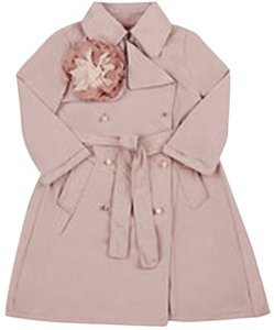 Lanvin Girls Trench Trench Coat