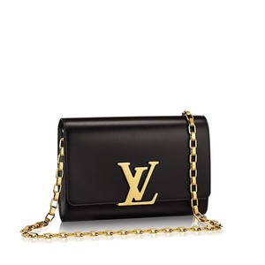 Louis Vuitton Chain Gm Evening Shoulder Bag