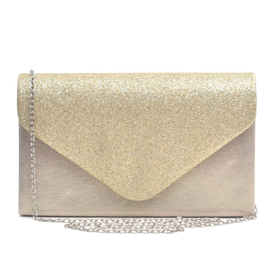 Other Affordable Bags The Treasured Hippie Vintage Handbags Designer Inspired Metallic Gold Clutch