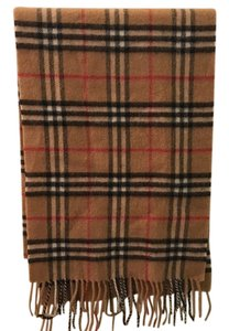 Burberry London LAMBSWOOL CLASSIC NOVA CHECK SCARF