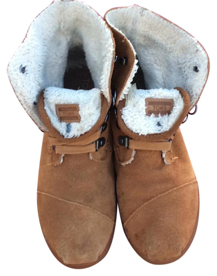 c524fa822b6 TOMS Boots Booties. Size  US 7.5 Regular (M ...