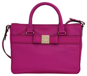 Kate Spade Satchel in Hot Fuschia