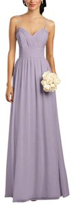 lilac Maxi Dress by Alfred Angelo
