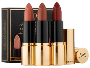 Ciat NWT SOLDOUT Ciate x Olivia Palermo Satin Kiss Lipstick Collection
