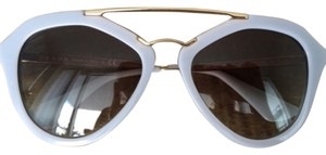 Prada 54mm Aviator