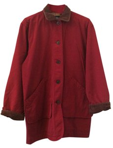 Lands' End Burberry Trench Burberry Active Wear Raincoat