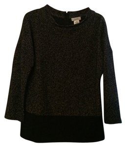 Kate Hill Vince Black Chanel Sweater