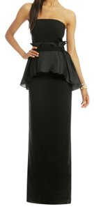 Raoul Ruffle Long Dress