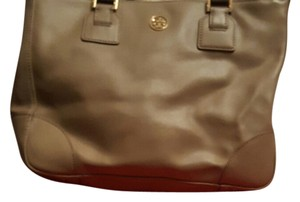 Tory Burch Satchel in Taupe