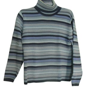 Talbots Ribbed Turtleneck Sweater