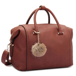 Classic Large Satchel in Brown