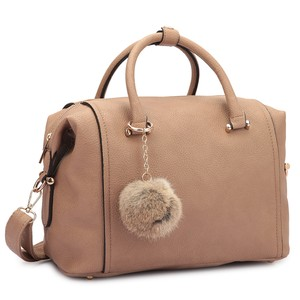 Other Classic Large Handbags The Treasured Hippie Vintage Satchel in Stone