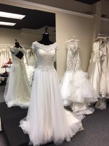 Casablanca 2213 Wedding Dress