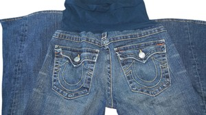 True Religion Maternity True Religion Pea in A Pod blue jeans size 32