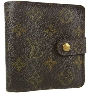 Louis Vuitton Vintage Monogram Wristlet