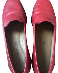 Naturalizer Red Flats