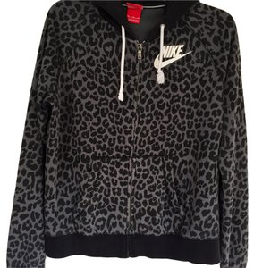 Nike Nike 'Rally' Cheetah Print Full Zip Hoodie
