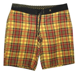 Hurley Board Shorts Gold/Black
