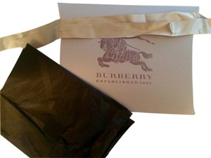 Burberry Burberry Gift/Shopping Bag, Box, Ribbon, Tissue