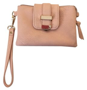 Charming Charlie Pink Clutch
