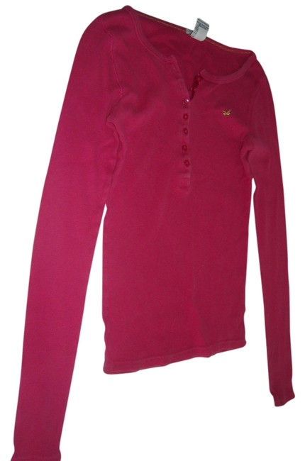 Preload https://item4.tradesy.com/images/old-navy-magenta-blouse-size-4-s-2038918-0-0.jpg?width=400&height=650