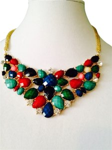 Amrita Singh Hampton Fantasy Bib Necklace