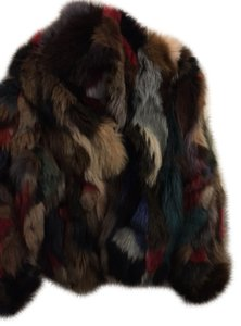 Other Fur Fox Fur Coat