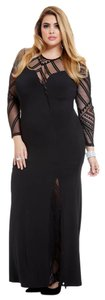 Boutique 9 Black Plus Size Dress