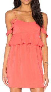Rachel Zoe short dress sorbet on Tradesy