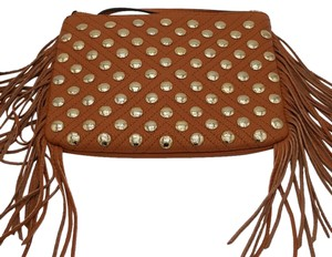 Rebecca Minkoff Kerry Studded Leather Cross Body Bag