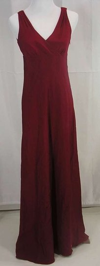 Preload https://item1.tradesy.com/images/jcrew-vintage-burgundy-silk-with-polyester-lining-sophia-formal-wedding-dress-size-12-l-203900-0-0.jpg?width=440&height=440