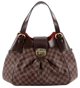 Louis Vuitton Satchel in Damien brown