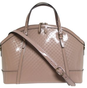 Gucci Satchel in blush