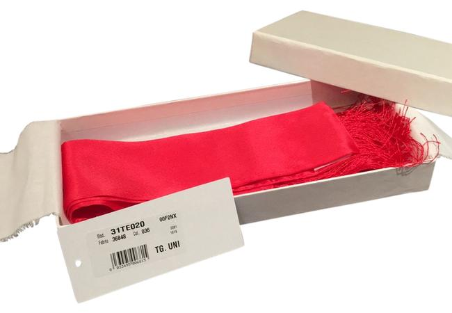 Item - Red 31te020 Scarf/Wrap