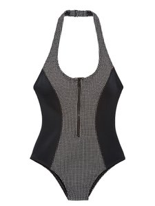 Victoria's Secret Surf-zip One-piece