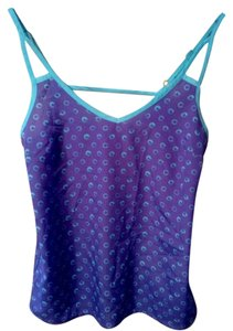 Guess Shirt Casual Top Purple
