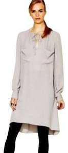 BCBGMAXAZRIA short dress Opal Grey Bcbg on Tradesy