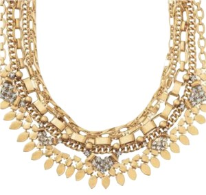 Stella & Dot Sutton gold necklace