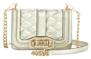 Rebecca Minkoff Gold Hardware Cross Body Bag