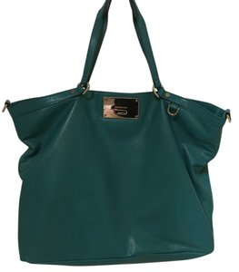 Michael Kors Tote in turquoise