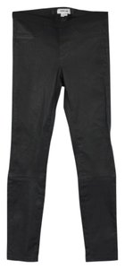 Helmut Lang Rag & Bone Vince Theory Elizabeth And James Skinny Pants Black