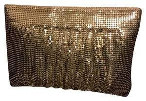 Artistry Silver Pale Gold Clutch