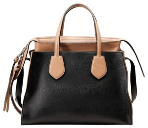 Gucci Tote in Black and Tan