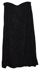 Laura Ashley Skirt Black