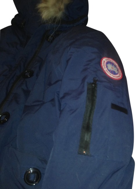 Item - Red Montebello Navy Blue Coat Size 10 (M)