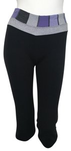 Lululemon Black Crop Yoga Pants