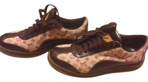 Louis Vuitton Burgundy Athletic