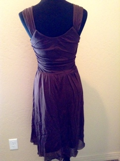 Charlotte Russe short dress Brown Date Night Night Out on Tradesy